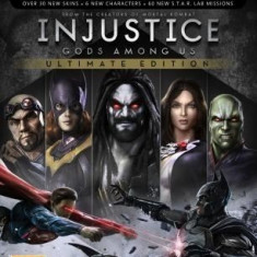 Injustice: Gods Among Us Ultimate Edition XB360
