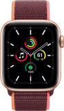 Smartwatch Apple Watch SE GPS + Cell 44mm Gold Alu Plum Sport Loop
