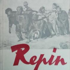 I. E. Repin - Edecarii de pe Volga
