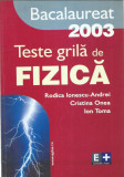 AS - RODICA IONESCU ANDREI - TESTE GRILA DE FIZICA