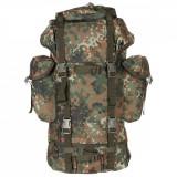 Rucsac MFH BW Combat Camuflaj BW camo 65L 30253V, 65 L