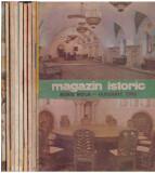 Magazin istoric - anul XXVI - 1992 - 10 numere (298 - 300, 302, 304 - 309)