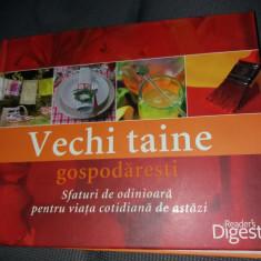 VECHI TAINE GOSPODARESTI
