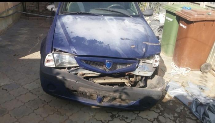 Dacia Solenza pt programul rabla sau dezmembrare