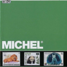 MICHEL WWF KATALOG 2016 - PE DVD