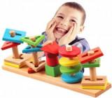 Cumpara ieftin Joc sortator cu forme geometrice