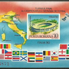 1990 - CM fotbal, colita ndt neuzata