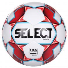 FB Match Minge fotbal alb-rosu n. 5