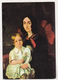 bnk cp Rosenthal - Anica Manu cu copilul - necirculata - marca fixa