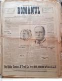 Ziarul ROMANUL,editii 1906-1911