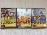 COLECTIA BRIGADA DIVERSE 3 DVD BD intra in actiune in alerta la munte si la mare, Romana, productii romanesti