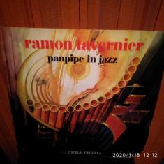 -Y- RAMON TAVERNIER - PANPIPE IN JAZZ     DISC VINIL LP