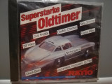 Super Stars Old Timer - Selectii (2001/BMG/Germany) - CD ORIGINAL/Sigilat/Nou