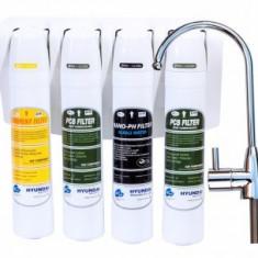 Sistem filtrare apa cu alcalinizare/nanofiltrare HQ 7-4FN by Hyundai Waco.