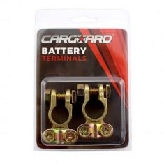 Set Borne Baterii Auto CUPRU