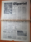 Sportul 8 august 1984-doina melinte campioana olimpica, florea ispir tg. mures
