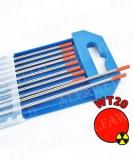 Electrod wolfram thoriu - rosu 3,2 mm