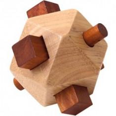 Joc de inteligenta Poligon cu tije 9 cm