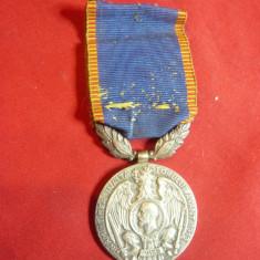 Medalia -Inaltatorul Avant Carol -Al II-lea Razboi Balcanic