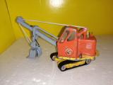 Bnk jc Corgi 1128 Priestman Shovel - Excavator Priestman