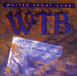 Walter Trout Band Prisoner Of A Dream reissue (cd)