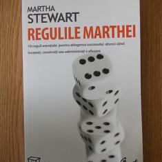 REGULILE MARTHEI- MARTHA STEWART