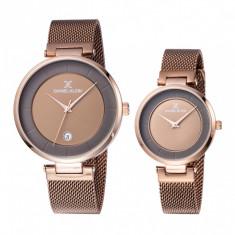 Set ceasuri pentru dama si barbati, Daniel Klein Pair, DK11917-2