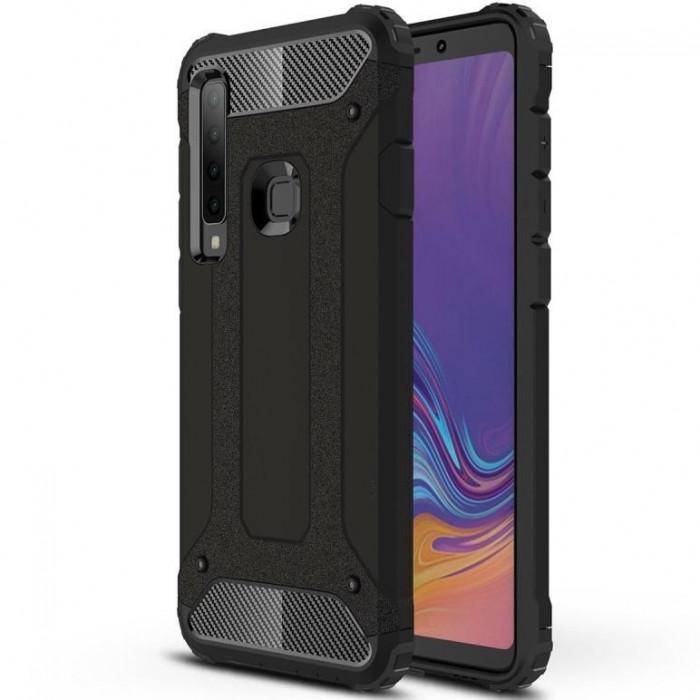 Husa SAMSUNG Galaxy A9 2018 - Armor (Negru) FORCELL