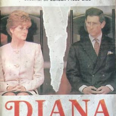 Diana, o printesa si nefericita ei casatorie Nicholas Davies