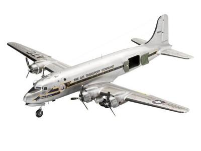Revell C-54D Berlin Airlift foto