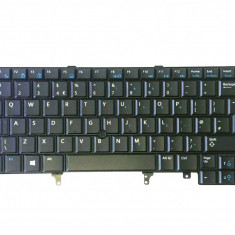 Tastatura laptop ca noua DELL E5420 E5430 E6320 E6330 E6420 E6430 E5430 E6440 Black Backlit Germania DP/N T9TKM