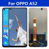 Display cu touchscreen Oppo A52 Original Negru
