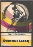 Domnul Lecoq - Emile Gaboriau (colectia Enigma)