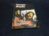 CONAN DOYLE - O CRIMA CIUDATA