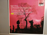 Bach – Brandenburg Concertos 1,4,6 (1987/Deutsche Grammophon,RFG) - VINIL/Nou
