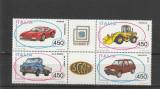 Transporturi auto 1986,Italia.