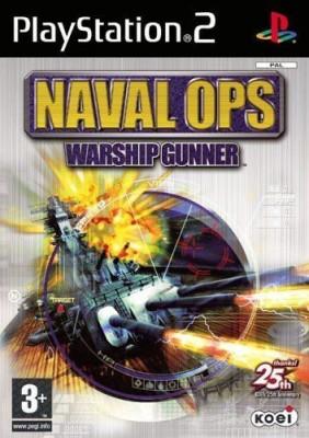 Joc PS2 Naval Ops - Warship Gunner foto