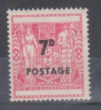 Anglia / Colonii, NEW ZEALAND, 1964,  nestampilat (MH)