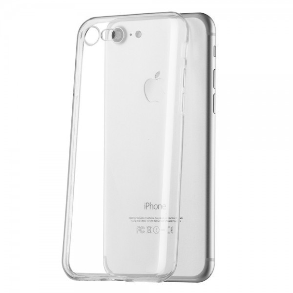 Husa iPhone iPhone 8 / 7 - Ultra Slim 0.33 mm transparenta