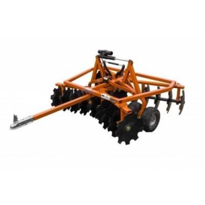 Iron Baltic Quadivator ATV UTV Tandem Disc 86420 foto