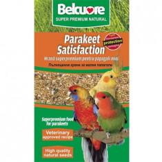 Hrana papagali mici SATISFACTION, 500 gr, Belcuore