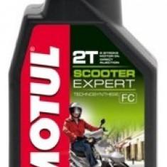 Ulei ungere motor Motul Scooter Expert 2Timpi semisintetic 1L