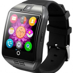 Smartwatch cu telefon iUni Apro U16, 1,5 inch, Camera, BT, Negru