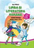 Limba romana. Caiet clasa a IV-a/Olga Piriiala