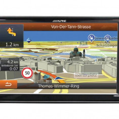 "GPS ALPINE X800D-S906 Display Tactil 8"" Style Navigation Bluetooth Harta Europei"