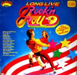 VINIL Various – Long Live Rock'n Roll - Greatest Original Hits Of Rock'n Roll