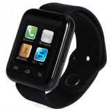 Cumpara ieftin Smartwatch iUni U900i Plus, Bluetooth, LCD 1.44 Inch, Negru