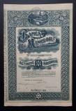 Actiune 1920 Banca Minelor - titlu - actiuni