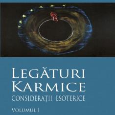Legaturi Karmice Volumul I