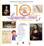 Cele 10 capodopere ale lui Leonardo Da Vinci povestite copiilor |